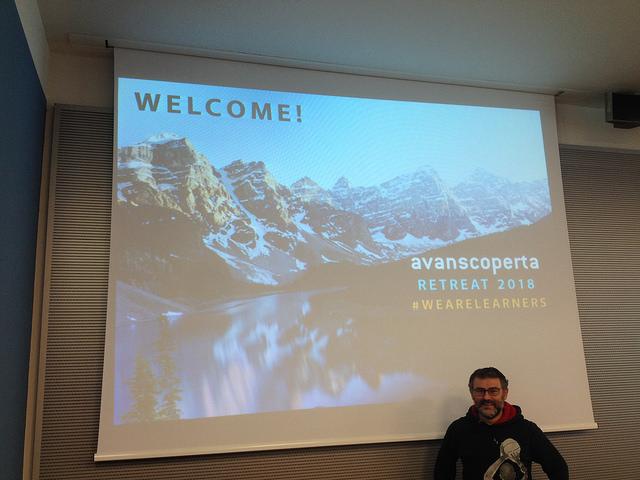 Avanscoperta Retreat #1 - Alberto Brandolini